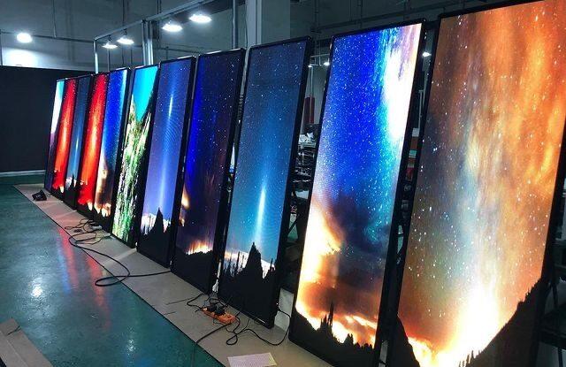 лед экраны